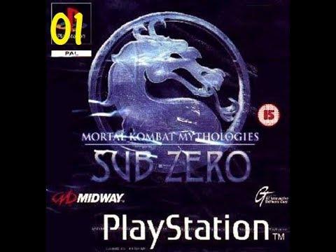 Mortal Kombat Mythologies Stream! (CGI Sub-Zeros Pain....)