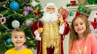 CHRISTMAS! Мелисса и Артур наряжают Елку и готовятся к Новому году и Рождеству