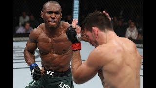 UFC 245: Kamaru Usman vs Demian Maia