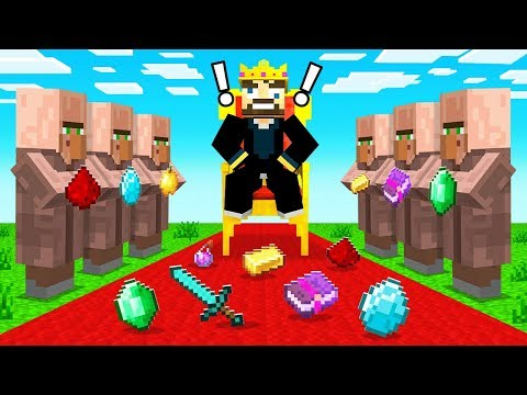 How To Get UNLIMITED *FREE* Trades in Hardcore Minecraft