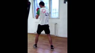 Boxing Training For Students Who Have Eye Problems