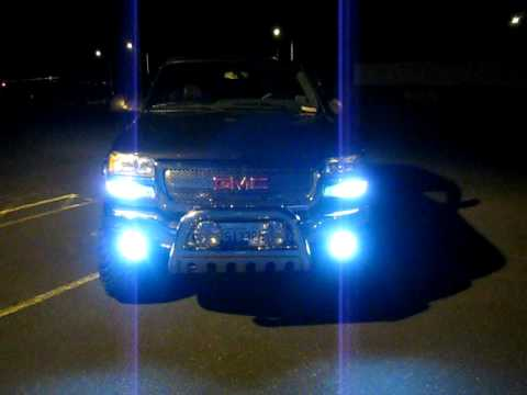 Vleds Com Led 6k White Amber Switchback Turn Signal Bulbs