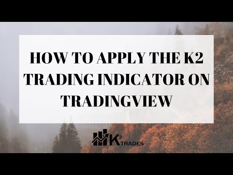 K2 TRADES - How To Apply The K² Trading Indicator On TradingView