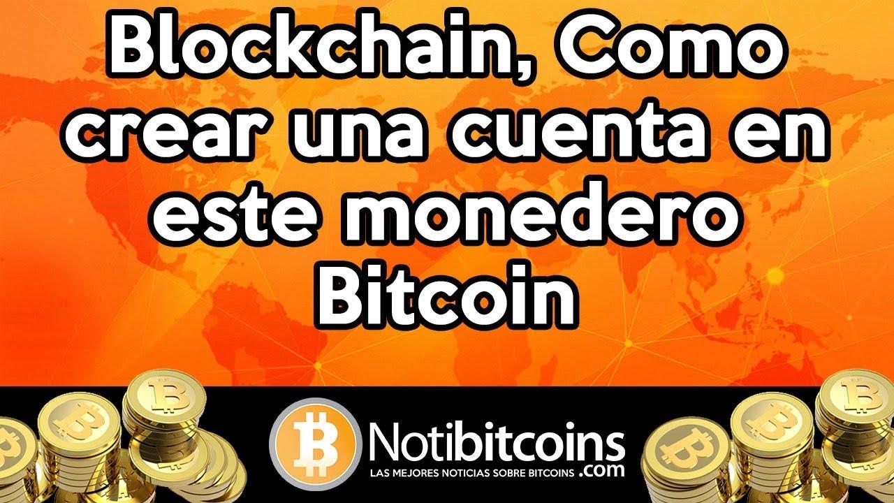 cara depunere bitcoin di blockchain