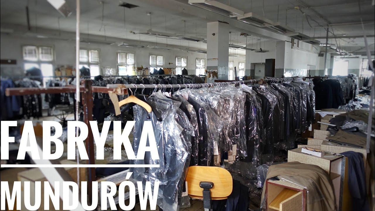 Fabryka Mundurów |Urbex #220|