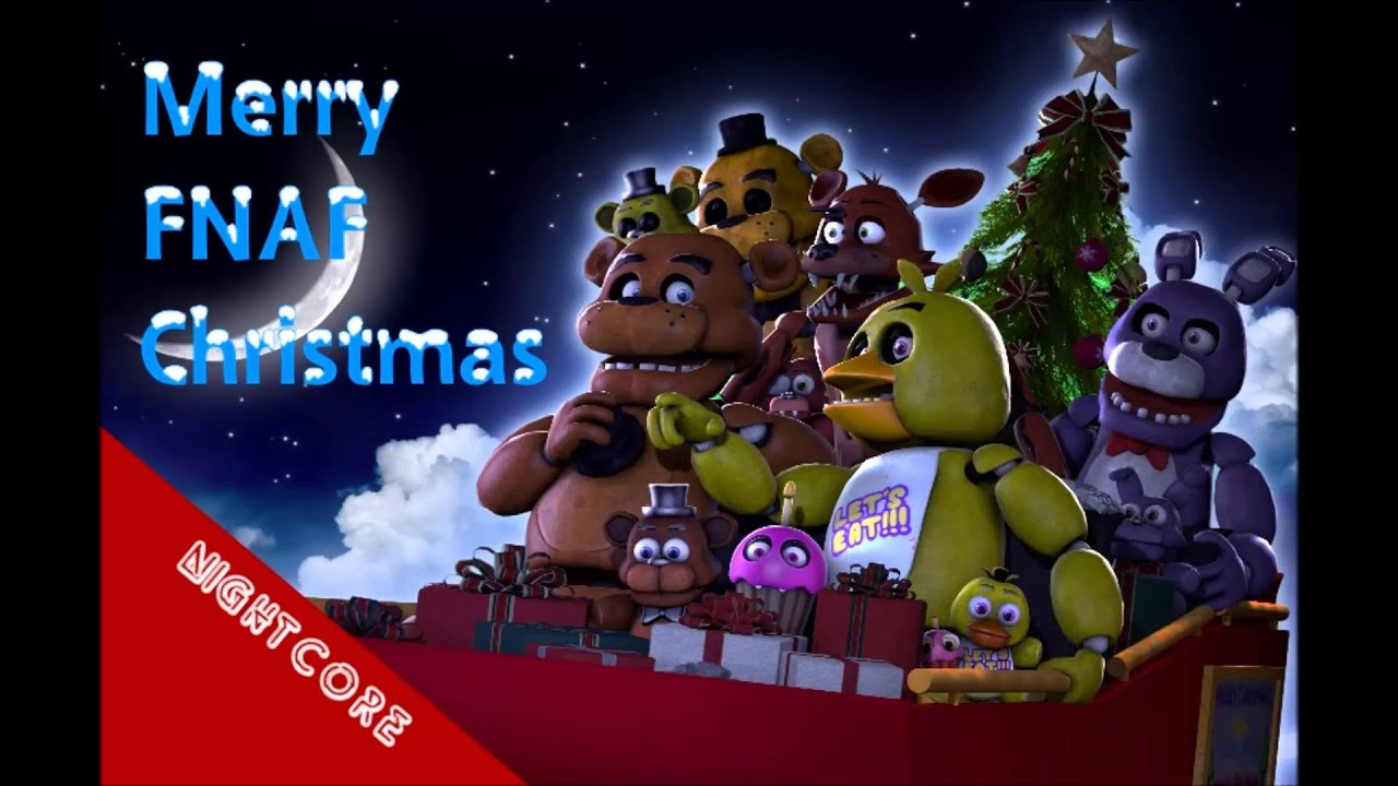 Nightcore - Merry FNAF Christmas - YouTube