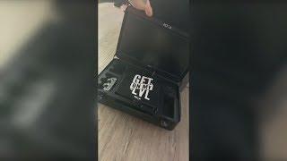 Gaming Koffer bekommen! MontanaBlack Instagram Story