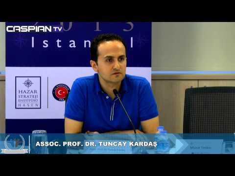 "Prof. Dr. Tuncay Kardas ""Contemporary Turkish Politics"" - Caspian Summer School Day 1 - 19.08.2013"