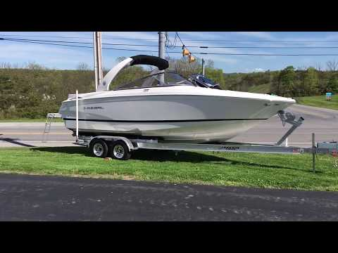 Brand New 2017 Regal 2700ES w/V8 350HP DP @ Full Performance Marine