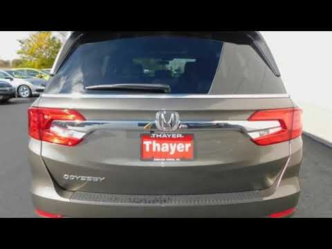 New 2019 Honda Odyssey Bowling Green OH Perrysburg, OH #19366 - SOLD