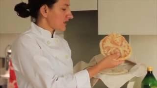 Как приготовить питу - хлебную лепешку с карманом