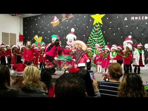 Winter Show... Smythe Elementary School 12/14/16