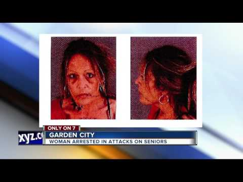 Woman arrested for attack, robbery of senior citizens in metro Detroit