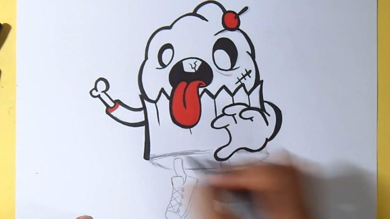 Youtube - Comment dessiner un zombie ...
