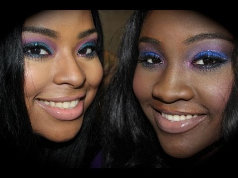 Happy Birthday, BFF!: Makeup Tutorial for Dark Skin Women! - YouTube