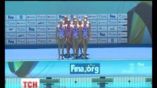 Збірна України із синхронного плавання виступить на літніх Олімпійських іграх-2016