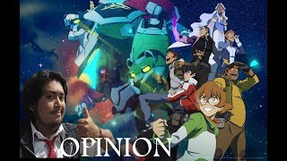 Mi Opinión de VOLTRON: El Defensor Legendario de Netflix