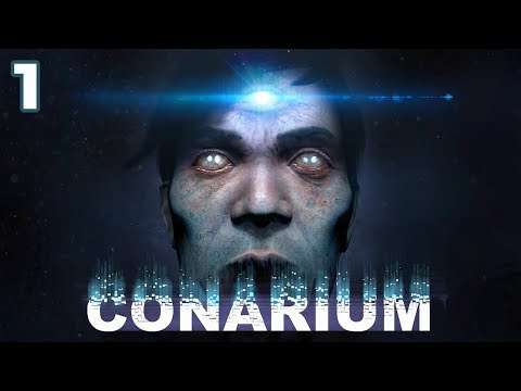 CONARIUM [1] - HP Lovecraft Horror Game!