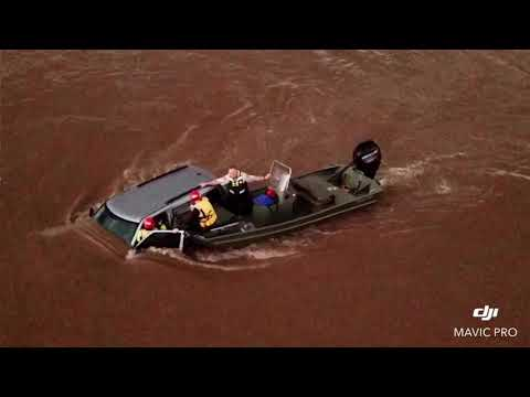 Kat - Flooding Is Overwhelming the Midwest And More Is To Come
