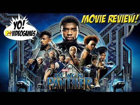 Black Panther! YoVideogames Movie Review - Spoilers Start at 16:25