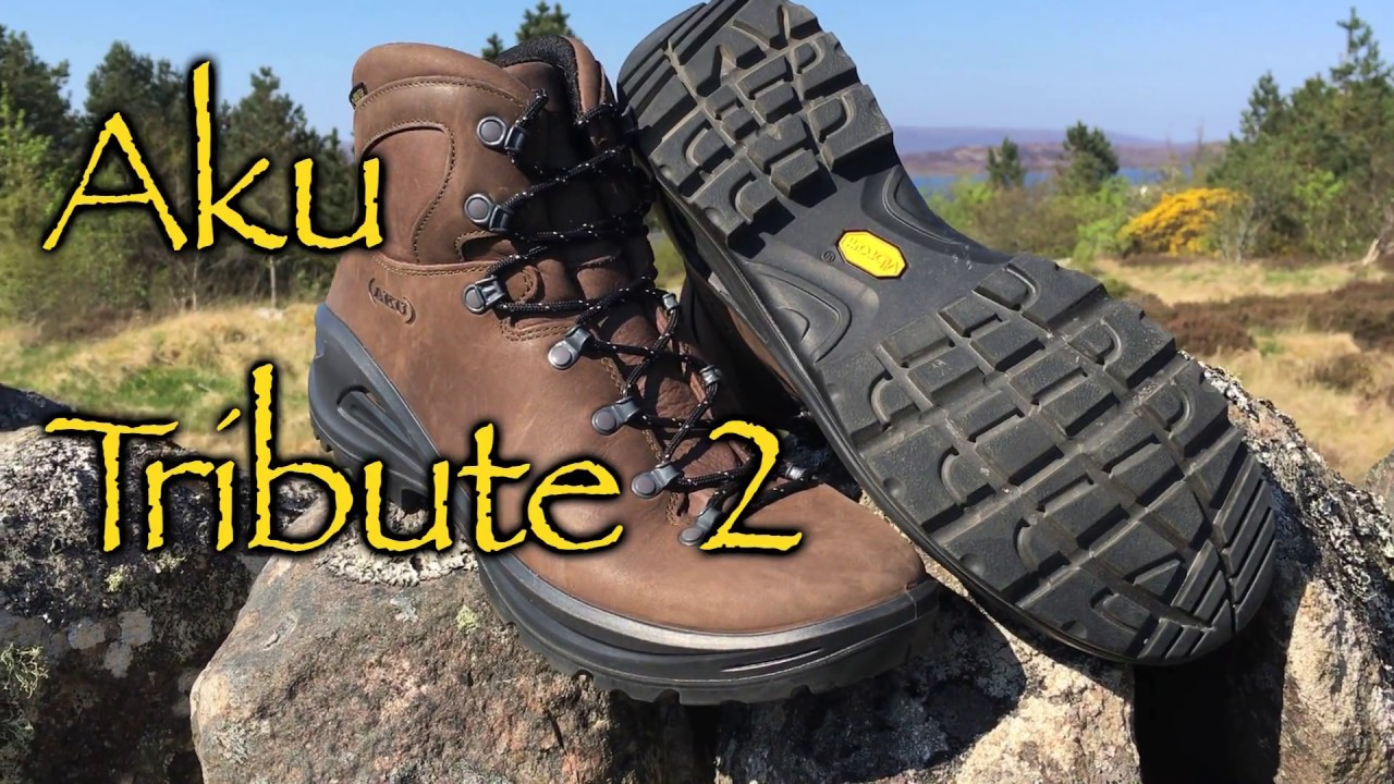2f9d8f30f89 Aku Tribute 2 Leather Walking Boot