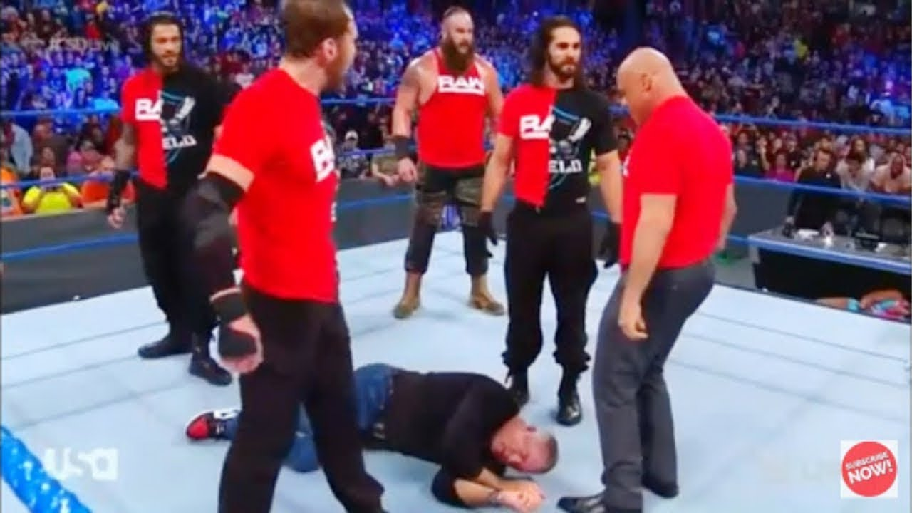 Download Raw attack on smackdown live 14 november 2017