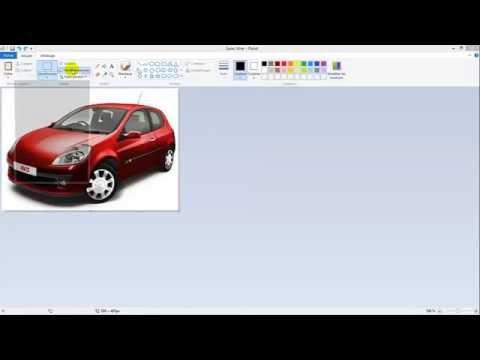 Tutoriel Rapide De Paint Windows 8.