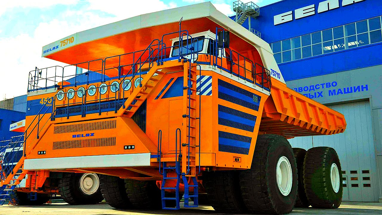 World's Largest Dump Truck >> Top 5 Largest Dump Trucks In The World The World S Biggest