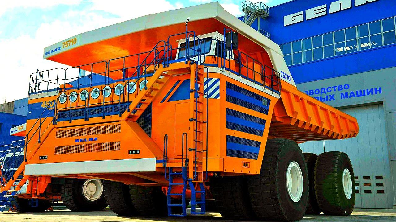 Top 5 Largest Dump Trucks In The World S Gest Mining Haul
