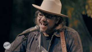 """Wilco performing """"If I Ever Was a Child"""" Live on KCRW"""