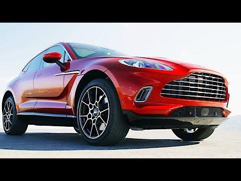 Aston Martin DBX (2020) Luxury Sports SUV