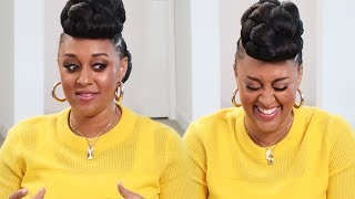 Tia Mowry on Growing up a Twin | Quick Fix