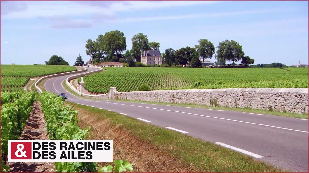 Connu La route des Châteaux du Medoc - YouTube YB82
