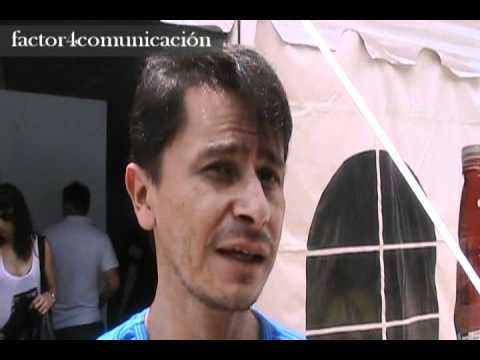 El actor Gustavo Sánchez Parra platica sobre Año Bisiesto