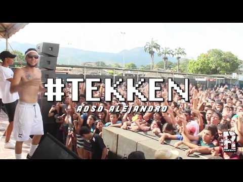#Tekken LIVE - Adso Alejandro [Trap Concert] (Shot @alexvfoto)