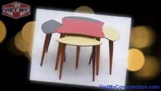 Bàn Ghế Nội Thất Formica Thumbnail