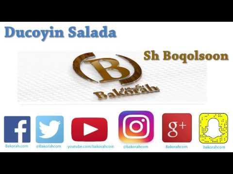 Ducoyin Salada - Sh Boqolsoon
