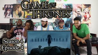 "Game Of Thrones Season 4 Episode 4 ""Oathkeeper"" Reaction/Review"