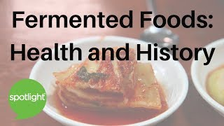 Do you eat any fermented foods? liz waid and ryan geertsma look at the health benefits cultural connections of these foods. http://spotlightenglish.com/l...