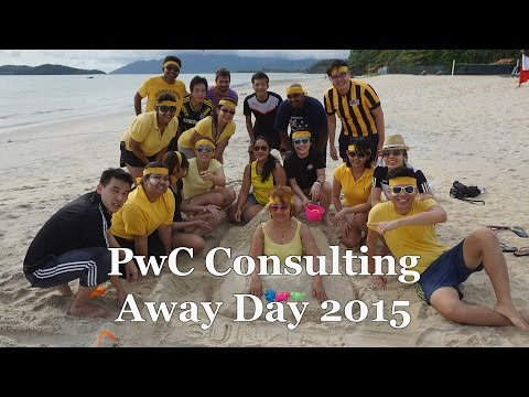 PwC Consulting Away Day 2015