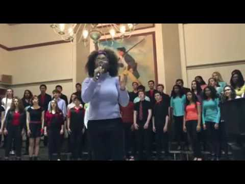 City Called Heaven -Newark Academy Concert Choir 2016