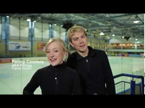 Dummies Guide to Ice Skating - Penny Coomes & Nicholas Buckland