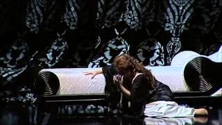 """Donata D'Annunzio Lombardi: """"Poveri fiori"""" Adriana Lecouvreur LIVE 2014"""