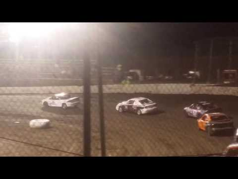 Macon Speedway Hornet World Championship Feature 9-24-16