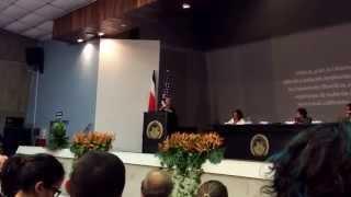 Conferencia Judith Butler, Universidad de Costa Rica 27 de marzo de 2015