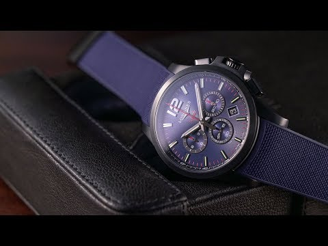 Oris Aquis Carysfort Reef Limited Edition 01 798 7754 6185-Set RS Watch Review - Chisholm Hunter from YouTube · Duration:  5 minutes 28 seconds