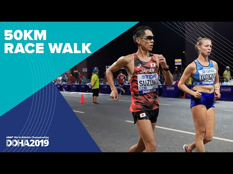 50km Race Walk | World Athletics Championships Doha 2019
