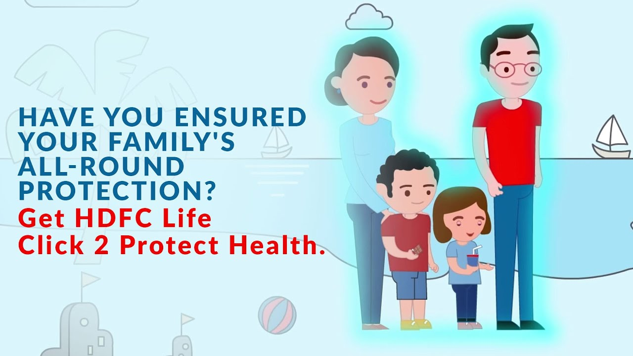 Best Family Health Insurance Plan from HDFC Life: Click 2 Protect Health Combi Plan