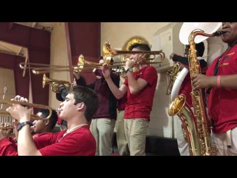 Brusly High School band |  IT GETS REAL