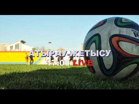 FK Atyrau 1-0 FC Zhetysu Taldykorgan